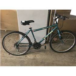 GREEN CCM ECCO BIKE