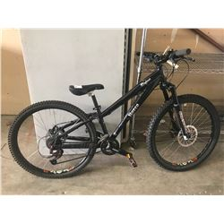 BLACK NORCO BIG FOOT MOUNTAIN BIKE