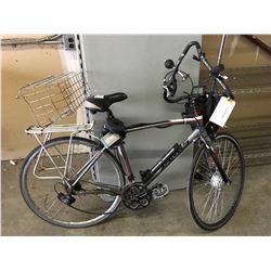 GREY JAMIS BICYCLE