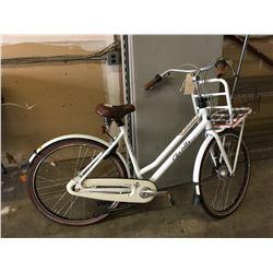 WHITE GAZELLE MISS GRACE BICYCLE