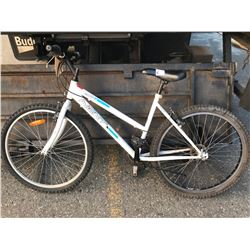 WHITE NEXT CHALLENGER BICYCLE