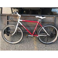 WHITE/RED FIORI BICYCLE