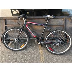 BLACK/GREY SUPERCYCLE BICYCLE