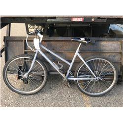 GREY NISHIKI BICYCLE