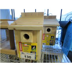 2 NEW STOKES SELECT BLUEBIRD HOUSES