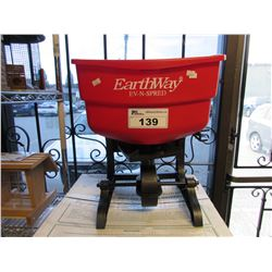NEW EARTHWAY EV-N-SPRED SPREADER