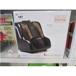 HUMAN TOUCH REFLEX SOOTHE CALF & FOOT MASSAGER