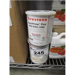3 QUARTS OF FIRESTONE QUICK PRIME PLUS W56-RAC-1695