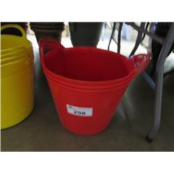3 NEW RED GARANT MULTI PURPOSE 26L TUBS