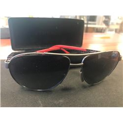 BOSS SUNGLASSES WITH VERSACE CASE