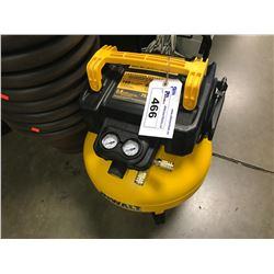 DEWALT 165 PSI AIR COMPRESSOR