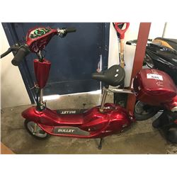 BULLET ELECTRIC SCOOTER