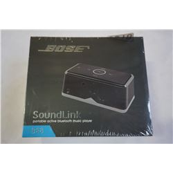 BOSE BLUETOOTH SPEAKER BE8 - UNAUTHENTICATED