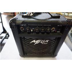 MEGA AMP GL 15 INTEGRATED GUITAR AMPLIFIER