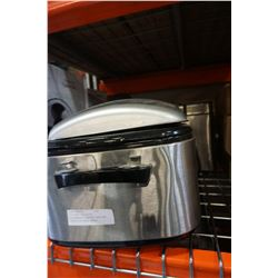 CUISINART STAINLESS PROGRAMMABLE ROASTER OVEN AND CONVECTION BREAD MAKER