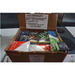 BOX OF SMOKE NV EVAPE CARTRIDGES