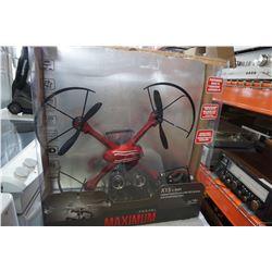 OPEN BOX X15 DRONE