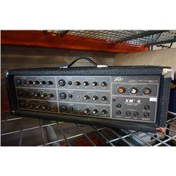 PEAVY XM 6 CHANNEL MIXER AMP
