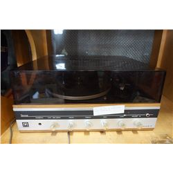 DUAL TURN TABLE W/ NORESCO AMP SOLID STATE NC-341