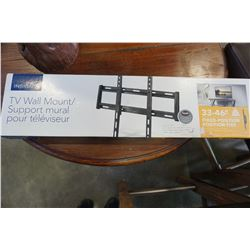 NEW OVERSTOCK INSIGNIA 33-46 INCH FIXED POSITION TV WALL MOUNT 80LB CAPACITY