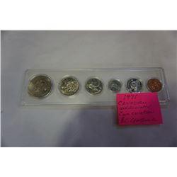 1971 CANADIAN COIN COLLECTION BC CENTENNIAL SET