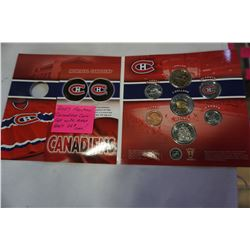 SPEACIAL MONTREAL CANADIANS 2006/7 SEASON WITH SPECIAL CANADIENS 25c
