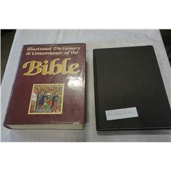 CHARLIE CHAPLIN MY LIFE IN PICTURES BOOK AND 1980s BIBLE