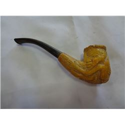 VINTAGE CARVED PIPE
