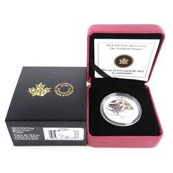 .9999 Fine Silver $10.00 Coin 'Pintail' (IR)