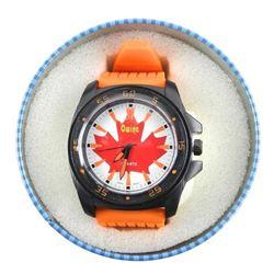 Canada Maple Leaf Watch