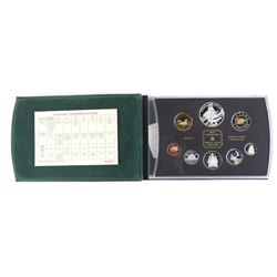 RCM 2003 Silver Proof Set