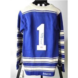 Johnny Bower 'The China Wall' Vintage Wool Sweater