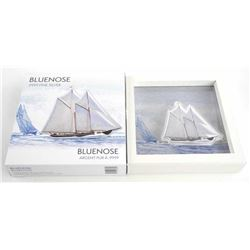 .9999 Fine Silver 'Bluenose' with Display '100 gra