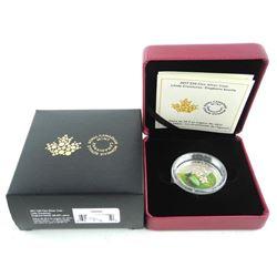 .9999 Fine Silver 20.00 Coin - Venetian Glass - Do