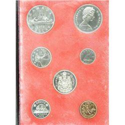 1972 RCM Prestige Coin Set