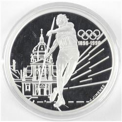 1994 France Proof Olympic Coin 100 Francs