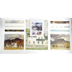 Estate Casson's Cassons Volume 1 Matching Folios,
