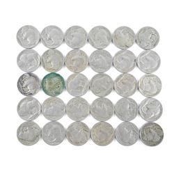Estate Bag Indian Head USA Nickels