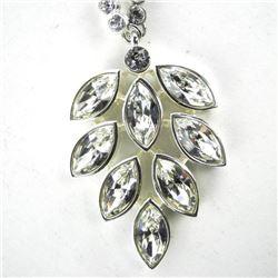 MM Crystal Designer Fancy Necklace (40.00ct) Swaro