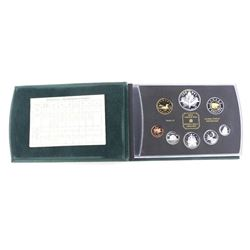 RCM Proof Coin Set Silver - 2000