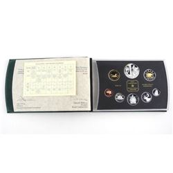 RCM Proof Coin Set Silver - 2002
