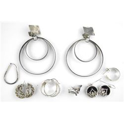 Estate Lot - 925 Sterling Silver Jewellery