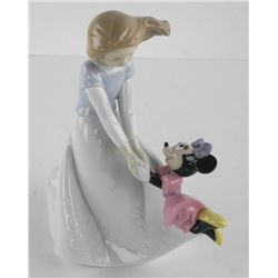 NAP Disney Fine Porcelain Figurine, Friends with M