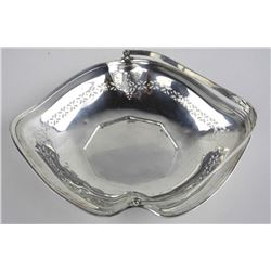 Estate Sterling Silver Tray with Handle 160gr