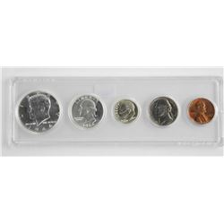 1964 U.S. 5 Coin Mnt Set 'UNC'