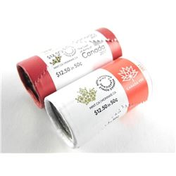 RCM Special Wrap Rolls 2017 - 50 Cents