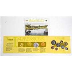 Royal Mint 1988 Mint Set Australia