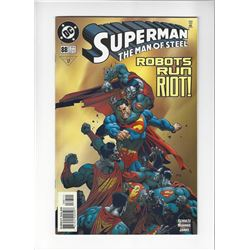 Superman The Man of Steel Issue #88 by DC Comics
