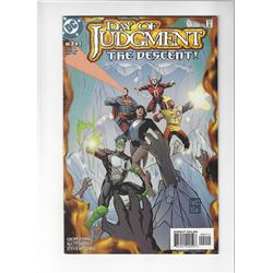 Day Of Judgment Issue #2 by DC Comics