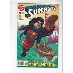 Superboy Issue #52 by DC Comics